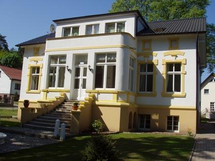Bild der Villa Lanke